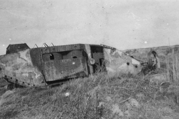 and-old-tank