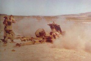 Italian L5 105mm Pack Howitzer-anti-tank