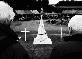 Tangiwai Memorial Unveiling 4