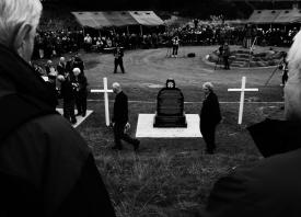 Tangiwai Memorial Unveiling 6