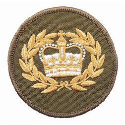 Modern Warrant Officers Class 2 Service Dress Rank Patch