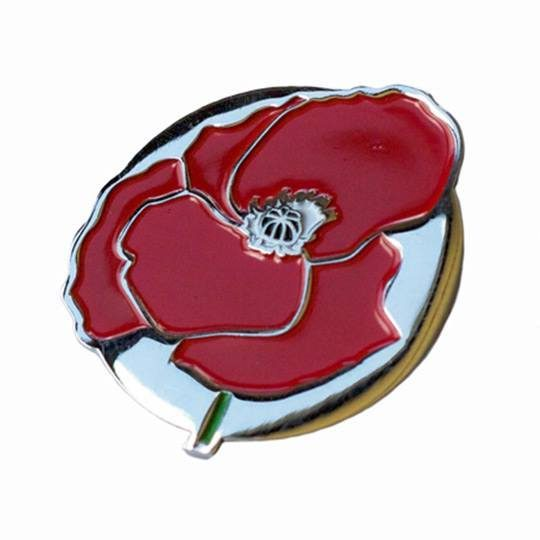 Poppy Pin Large