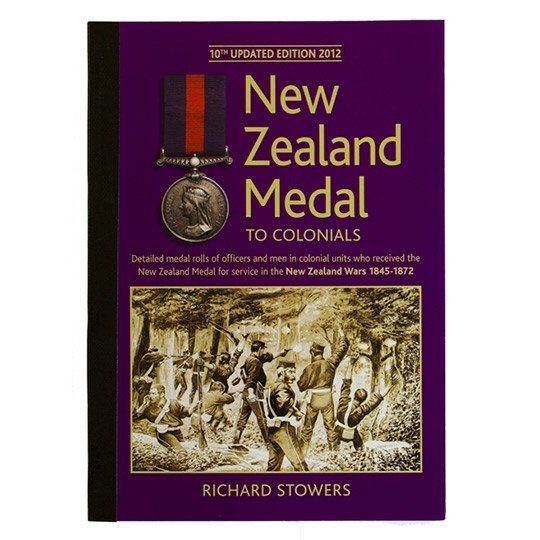 New Zealand Medals to Colonials