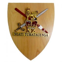 Royal NZ Army Plaque (current)