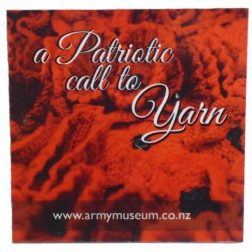 Patriotic Call to Yarn Magnet