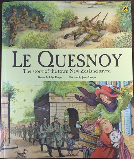 Le Quesnoy – The story of the town New Zealand saved