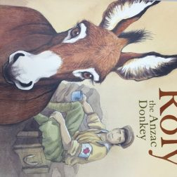 Roly the ANZAC Donkey – Glyn Harper