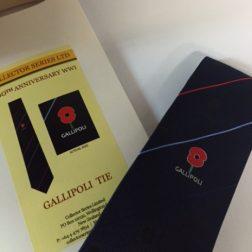 Gallipoli Tie