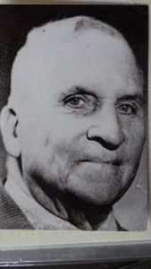 James Waddell later in life. Photo courtesy of Waddell family.