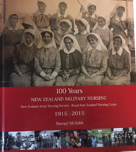 100 Years – New Zealand Military Nursing – 1915 – 2015