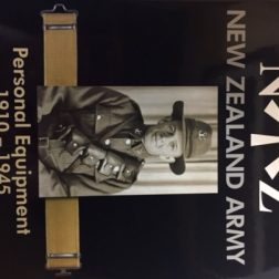 New Zealand Army – Personal Equipment – 1910 – 1945