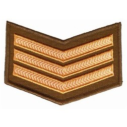 Sergeant Stripes
