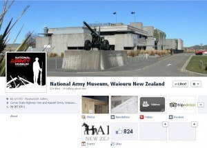 National Army Museum NZ Facebook